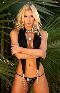 Jeni Summers in a bikini