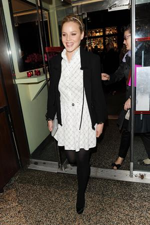 Abbie Cornish 9th annual Tribeca Film Festival Chanel dinner April 28, 2010