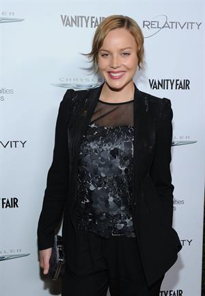 Abbie Cornish Vanity Fair Campaign Hollywood Celebrates the Fighter on February 21, 2011