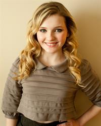 Abigail Breslin portrait session at the Park Hyatt Hotel in Toronto 12/1/11