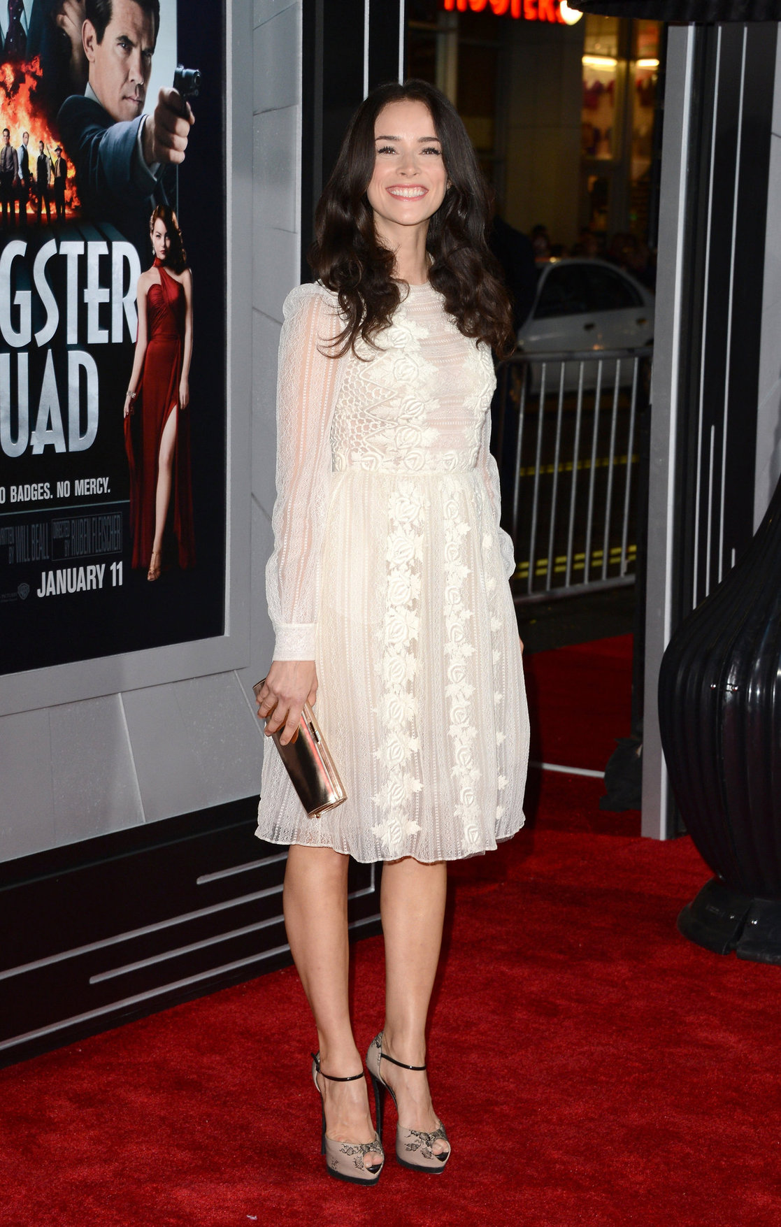 Abigail Spencer Nude - 14 Pictures: Rating 8.23/10