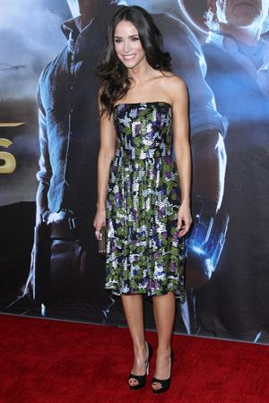 Abigail Spencer Cowboys and Aliens world premiere July 23, 2011