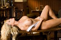 Regina Deutinger nude for Playboy