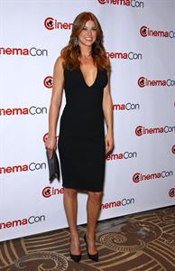 Adrianne Palicki Cinemacon in Las Vegas on April 23, 2012