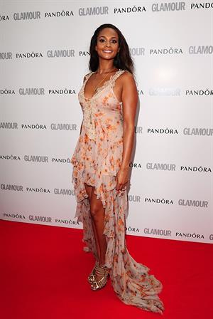 Alesha Dixon - Glamour Women Of The Year Awards in London May 5, 2012