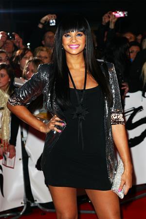Alesha Dixon - Brit Awards arrivals
