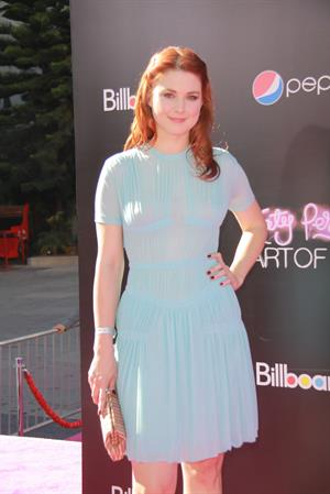 Alexandra Breckenridge Katy Perry Part of Me premiere in Los Angeles on June 26, 2012