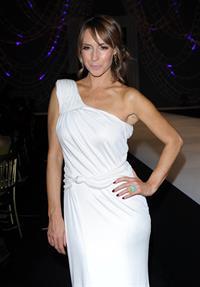 Alex Jones London Lingerie Fashion Show - October 24, 2012