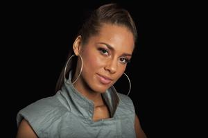 Alicia Keys LJ portrait session for the Element of Freedom in New York