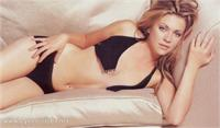 Melissa Joan Hart in a bikini