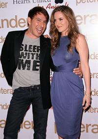 Alicia Silverstone attends the Peter Alexander flagship boutique grand opening