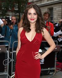 Alison Brie - GQ Men of the Year Awards in London - September 4, 2012