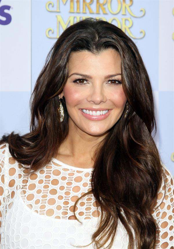 Ali Landry attends the Mirror Mirror Los Angeles Premiere on March 17, 2012