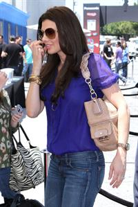 Ali Landry SK8 for Life benefit in Los Angeles on May 22, 2010