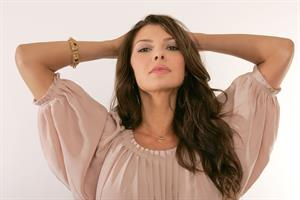 Ali Landry - TIFF Portrait Session by Carlo Allegri for 'Bella' September 1, 2006