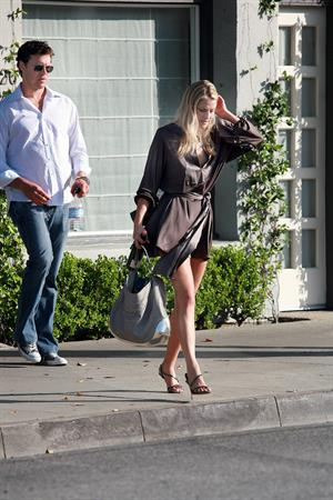 Ali Larter in Beverly Hills