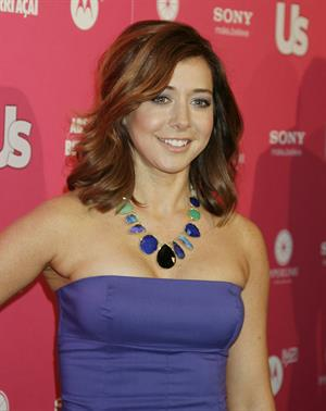 Alyson Hannigan US Weekly Hot Hollywood Style Issue celebration on April 22, 2010 in Hollywood