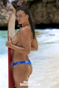 Myla Dalbesio for Sports Illustrated Swimsuit Edition 2017