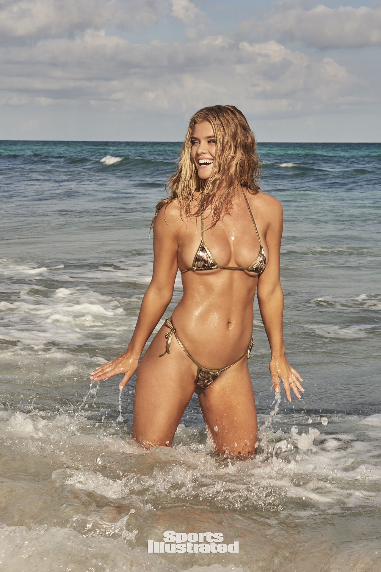 Nina Agdal for Sports Illustrated Swimsuit Edition 2017