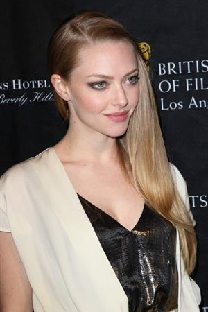 Amanda Seyfried BAFTA 2013 Awards Season Tea Party in L.A. - 01/12/2013