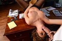 Alexis Adams - breasts