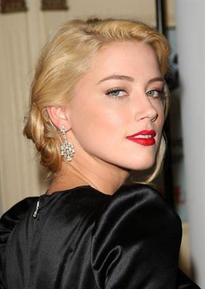 Amber Heard screening of the Joneses during the Toronto International Film Festival