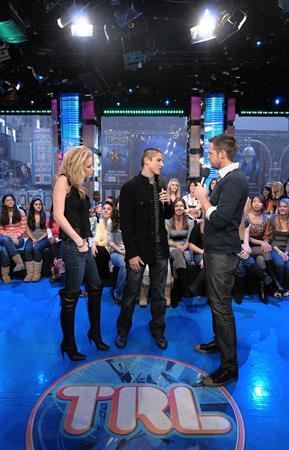 Amber Heard on MTV