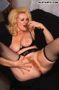 Anna Lisa - pussy and nipples