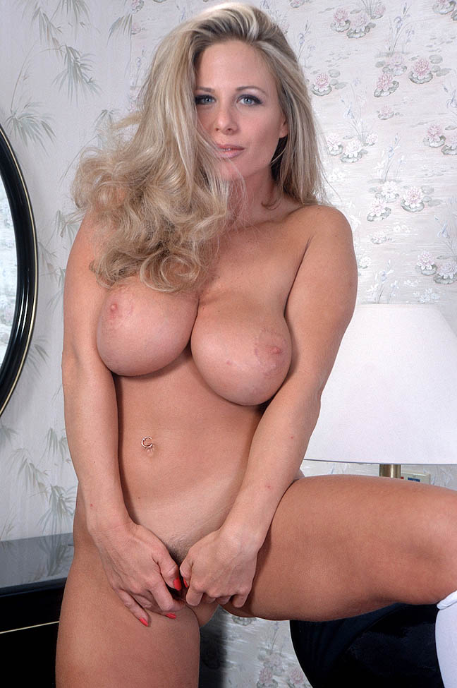 Kim Chambers - breasts