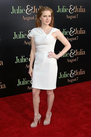 Amy Adams special screening of Columbia Pictures Julie Julia