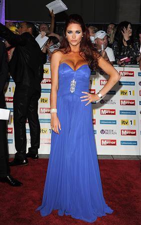 Amy Childs Pride of Britain Awards 2011 03.10.11