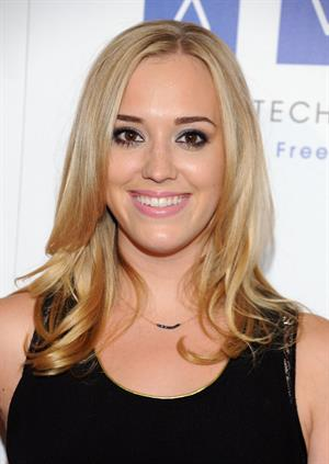 Andrea Bowen attends The Thirst Project 3rd Annual Gala at The Beverly Hilton Hotel on June 26, 2012 in Beverly Hills, California.