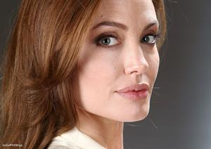 Angelina Jolie In the Land of Blood and Honey portraits 03.12.11
