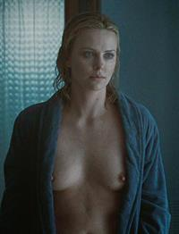 Charlize Theron - breasts