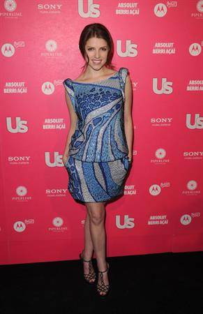 Anna Kendrick US Weekly Hot Hollywood Style Issue Celebration on April 22, 2010