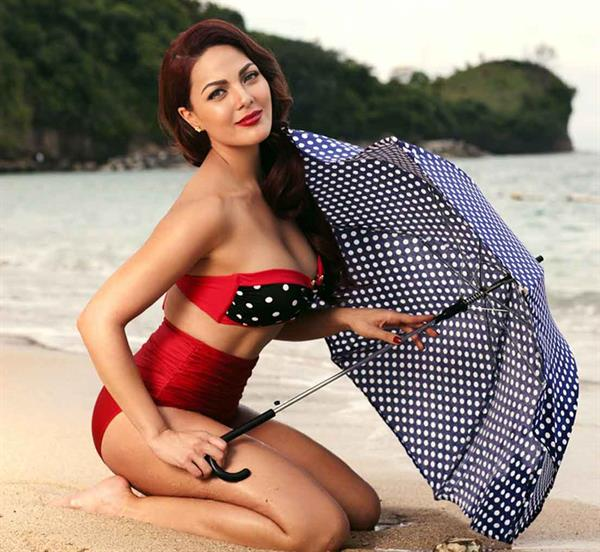 KC Concepcion in a bikini