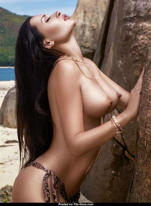 Anna Grigorenko - breasts