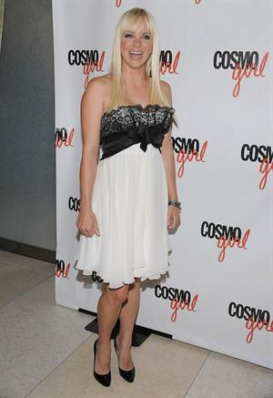 Anna Faris screening of the House Bunny in New York City