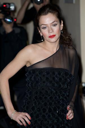 Anna Friel London Evening Standard Theatre Awards