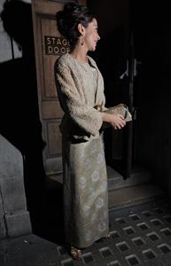 Anna Friel The Vaudeville Theatre in London - Nov 2, 2012
