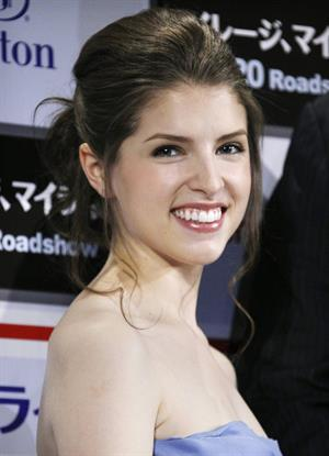 Anna Kendrick promotes Up In the Air on March 15, 2010