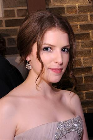 Anna Kendrick White House Correspondents Association Dinner on May 1, 2010