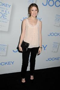Anna Kendrick - Major Must Haves Jockey Launch 10/17/12