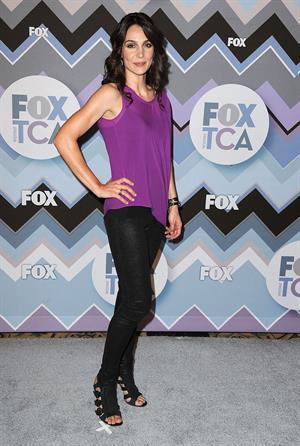 Annie Parisse 2013 TCA Winter Press Tour - FOAll-Star Party (Jan 8, 2013)