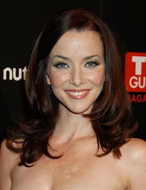 Annie Wersching TV Guides Sexiest Stars party