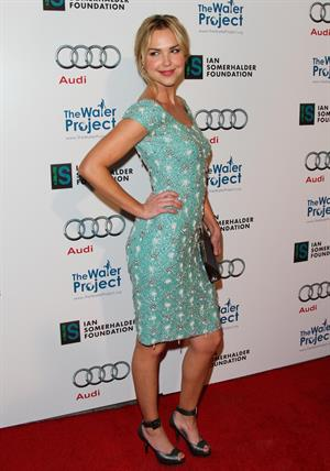 Arielle Kebbel - The Ripple Effect dinner party on December 10, 2011