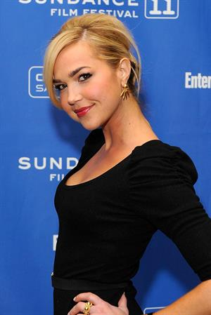 Arielle Kebbel I Melt With You premiere at the Sundance Film Festival on January 26, 2011