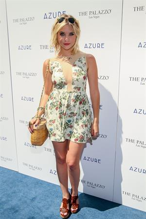 Ashley Benson - Azure Pool Party at the Palazzo hotel in Las Vegas - September 1, 2012