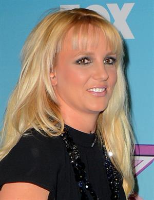 Britney Spears FOX's The Factor Season Finale Night 1 in LA 12/19/12