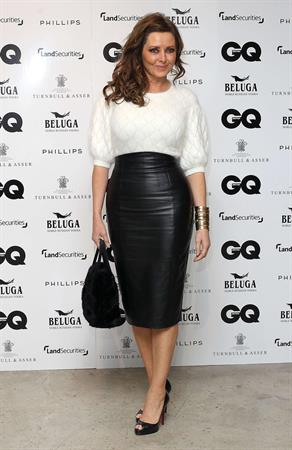 Carol Vorderman GQ 25th Anniversary Party (November 12, 2013)